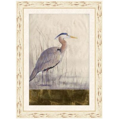 'Keeping Watch I' Framed Painting Print GBL14098