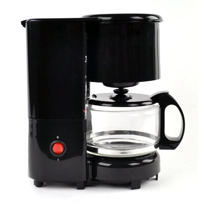 4 Cup Anti-Drip Coffee Maker ED-251
