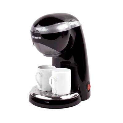 2 Cup Coffee Maker ED-339