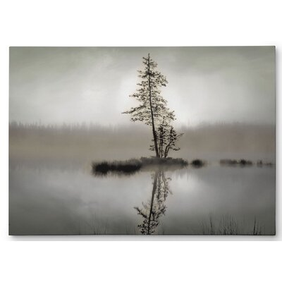 Premium 'Sunrise Reflection' by Dennis Frates Photographic Print on Wrapped Canvas HAC16-20522-2432