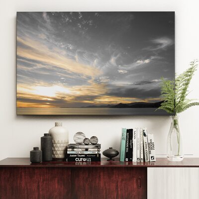 'Sky Above' Photographic Print on Wrapped Canvas Size: 18