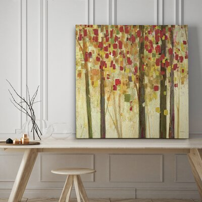 'Autumn Shimmer' Print on Canvas Size: 16