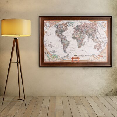 'National Geographic' Graphic Art Print on Canvas DRBH3612 44549575
