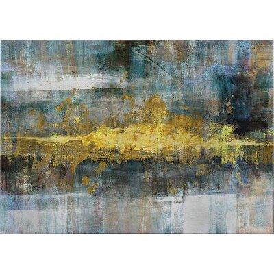 """'Frequency' Print Format: Wrapped Canvas, Matte Color: No Matte, Size: 18"""" H x 27"""" W x 1.5"""" D HAC17-17010-1827"""