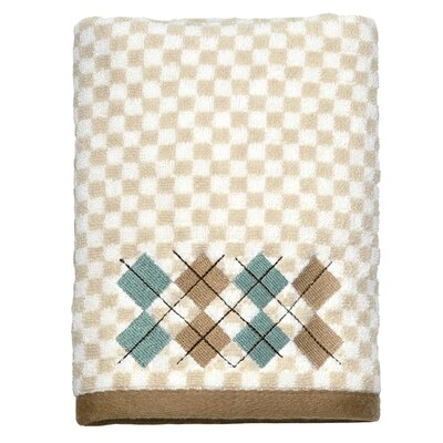 Argyle Hand Towel (Set of 2)