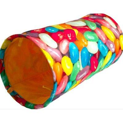 """10"""" Jelly Bean Tunnel Cat Condo 74053"""