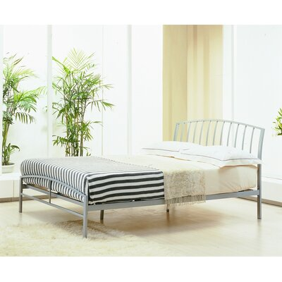 Granada Platform Bed Size: Twin