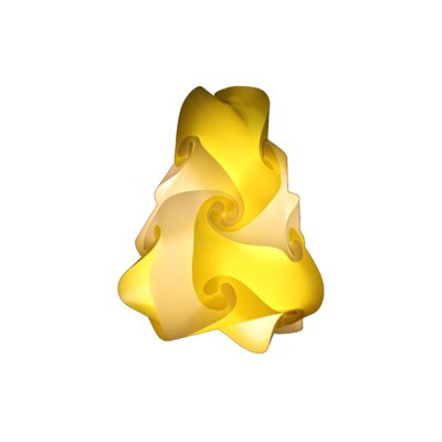 15 Element Pendant Shade Color: Yellow