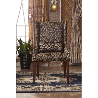 Classic Wingback Chair