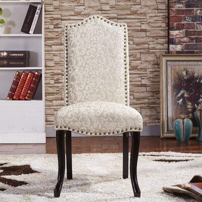 Nottingham Parsons Chair Upholstery: Auspicous Cloud