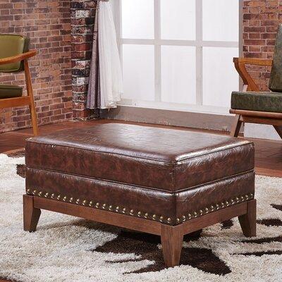 Premium Ottoman Upholstery: Brown