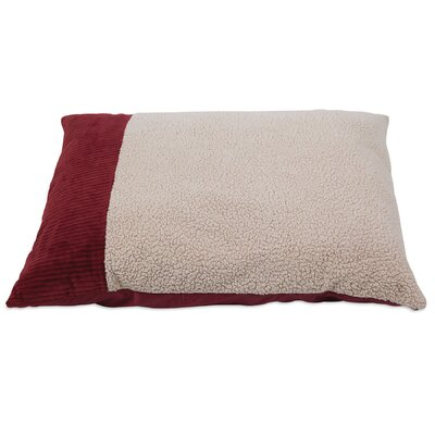 Self Warming Knife Edge Dog Pillow Bed