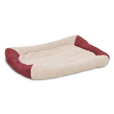 Self Warming Bolster Mat Size: 23.5 L x 16.5 W