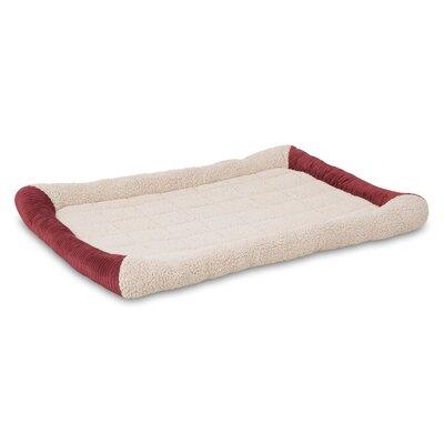 Self Warming Bolster Mat Size: 41.5 L x 26.5 W