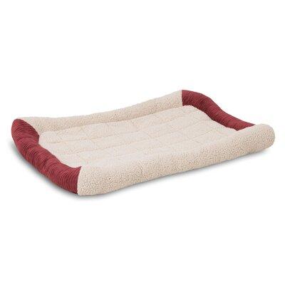 Self Warming Bolster Mat Size: 36.5 L x 23.5 W