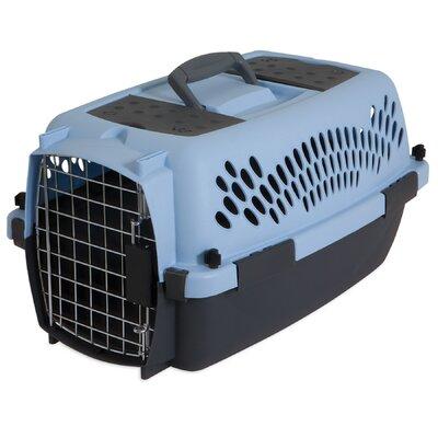 Pet Porter Fashion Pet Carrier Color: Baby Blue