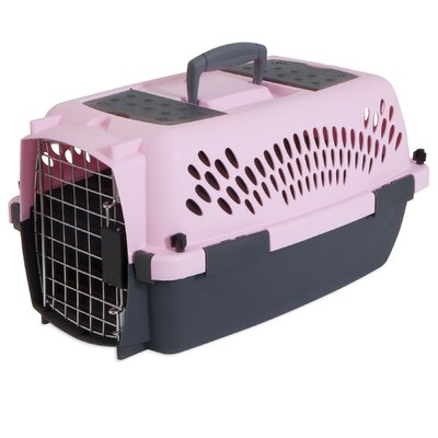 Pet Porter Fashion Pet Carrier Color: Lady Pink