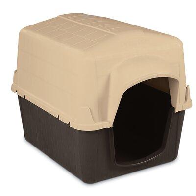 Petbarn 3 Dog House Size: 21 H x 22 W x 29 D