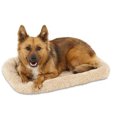 Milbrandt Bolster Kennel Dog Mat Size: 18.5 W x 28.5 D x 3.5 H