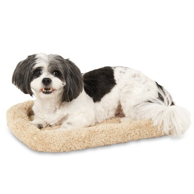 Bolster Kennel Dog Mat Size: 14 W x 20.5 D x 3 H