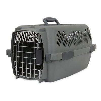 Pet Porter Traditional Pet Carrier Size: 12.56 H x 10 W x 19 L