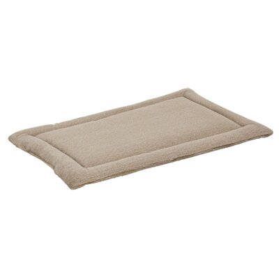 Honeycutt Kennel Dog Mat Size: 14 W x 20.5 D x 1.5 H