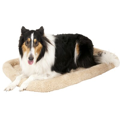 Bolster Kennel Dog Mat Size: 23.5 W x 36.5 D x 3.5 H