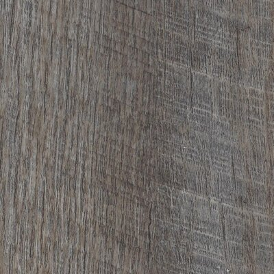 6 x 48 x 7.62mm Luxury Vinyl Plank in Sawtooth Grey