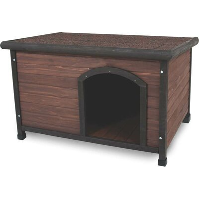 WD Off Set Door Dog House