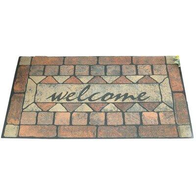 Welcome Doormat