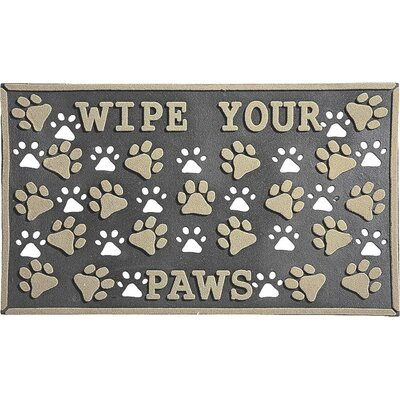 Novelty Doormat