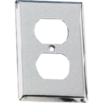 Double Receptacle Plate