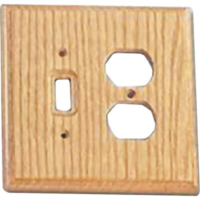 1-Light Switch/Receptacle Plate