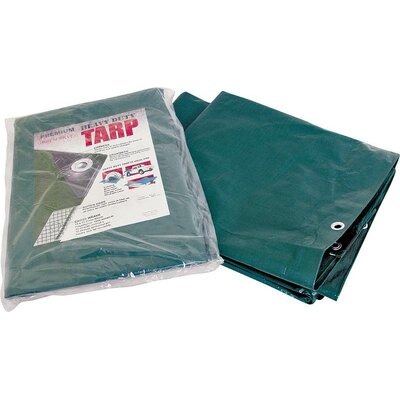 "16"" x 20"" Heavy Duty Tarp 718928709898"