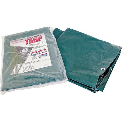 "6"" x 8"" Heavy Duty Tarp 718928709867"