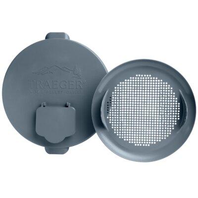 Pellet Storage Lid & Filter Kit BAC370