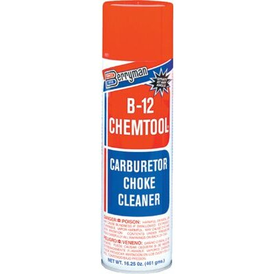 Berryman B-12 CHEMTOOL� Carburetor/Choke Cleaners - 16 oz aero b-12 carb/choke cleaner (Set of 12) at Sears.com