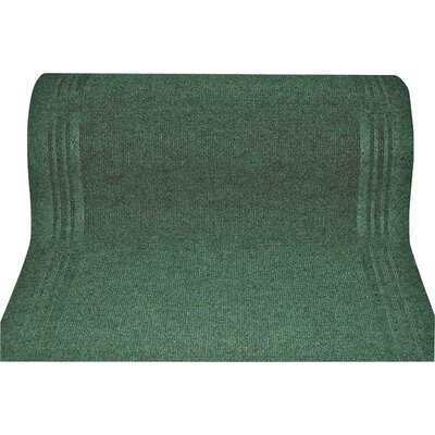Runner Doormat Color: Green