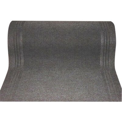 Runner Doormat Color: Charcoal