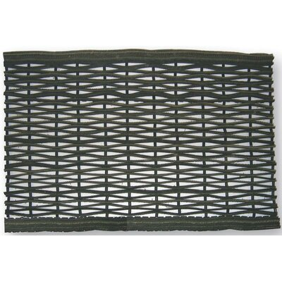 Door Mat Mat Size: Rectangle 16 x 26