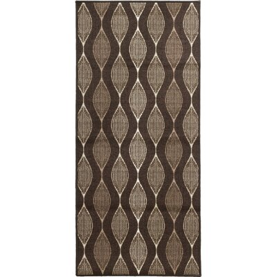 Decorative Mat Mat Size: 22 x 411, Color: Brown Portabella