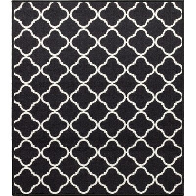 Decorative Mat Rug Size: 33 x 311, Color: Truffle