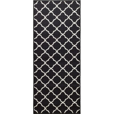 Decorative Mat Rug Size: 22 x 411, Color: Truffle