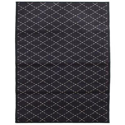 Decorative Mat Rug Size: 33 x 311, Color: Darjeeling Black Tea