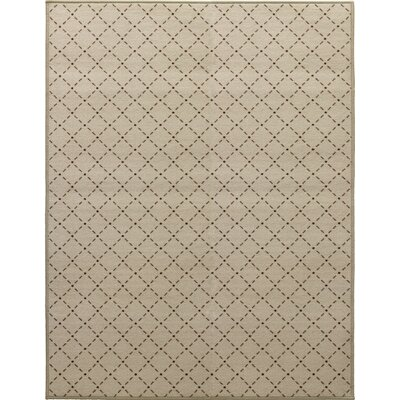 Decorative Mat Mat Size: 33 x 311, Color: Soya