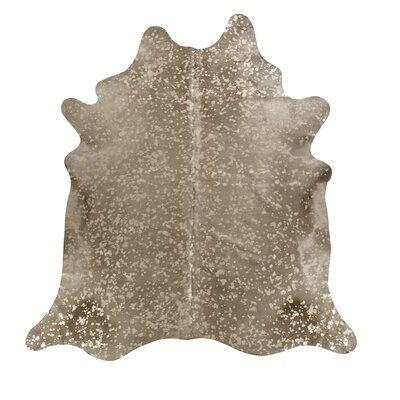 Devore Metallic Sand Area Rug