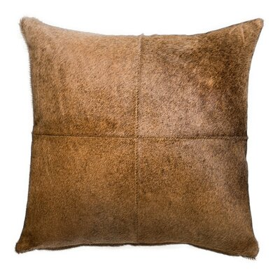 Four Panel 3 Piece Pillow Set Color: Sand