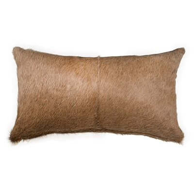 Double Sided 2 Panels Lumbar Pillow