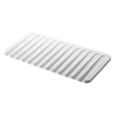 Flow Drainer Tray Finish: White