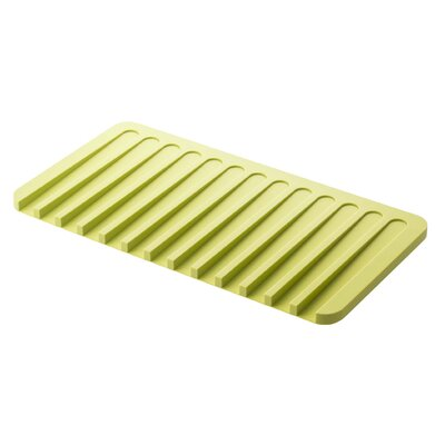 Flow Drainer Tray Finish: Green